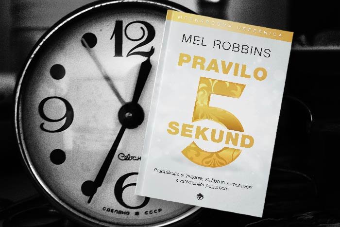 Pravilo 5 sekund, Mel Robbins